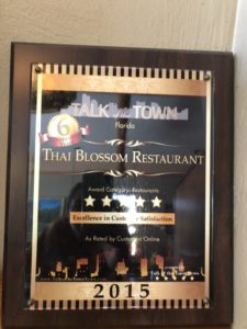 Talk of the town Florida, Excellent in Customer Satisfaction 2015