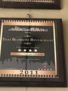 Talk of the town Florida, Excellent in Customer Satisfaction 2011