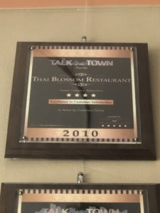 Talk of the town Florida, Excellent in Customer Satisfaction 2010
